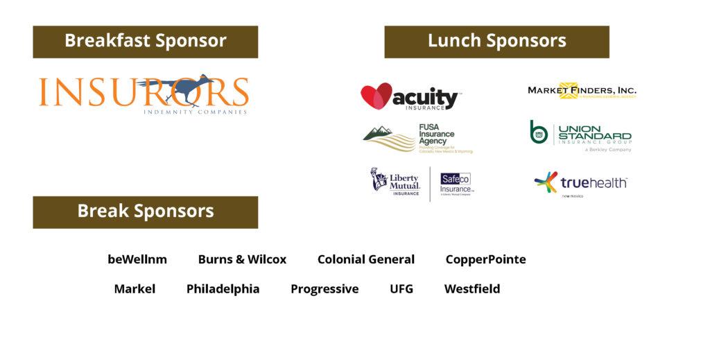 Event Lower Sponsors