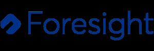 Foresight Logo Blue Large